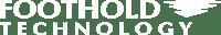 Foothold logo white horizontal